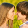 Happy young couple — Stock Photo #5745455