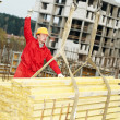 Slinging builer with framework — Stock Photo