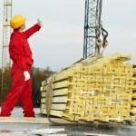 Slinging builer with framework — Stock Photo #5913110