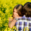 Happy young couple — Stock Photo #5913260