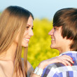 Happy young couple — Stock Photo #5913299