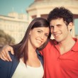 Happy Young Couple — Stock Photo #6111675