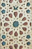 Pattern of architecture decoration — Stock Photo