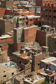 Cairo slums — Stock Photo