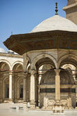 Place to wash of Alabaster Mosque — Stock Photo