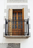 Renovated Facade — Stock Photo