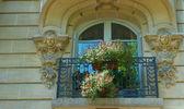 French Window — Stok fotoğraf