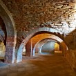 Vaulted Dungeon - Stock Photo