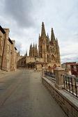 Kathedrale in burgos — Stockfoto