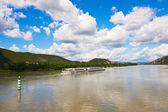 River Rhone — Stock Photo