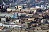 Factory. — Stock Photo
