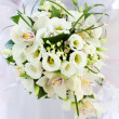 Bride's bouquet - Foto Stock