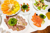 Sea Food — Stock fotografie