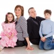 Happy Family — Stock Photo #6455047
