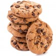 Stock Photo: Cookie Stack