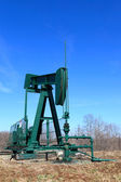 Pump jack — Stock Photo