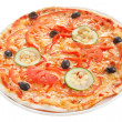Royalty-Free Stock Photo: Italian pizza