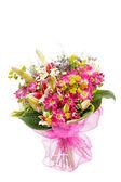 Bouquet di fiori colorati — Foto Stock