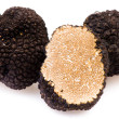 Black truffles — Stockfoto