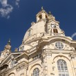 Frauenkirche, Dresden, Germany - Stock Photo