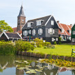 Stock Photo: Marken island