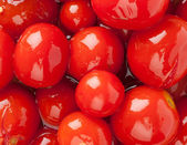 Pickled red tomatoes — Stock Photo