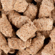 Extruded bran close up — Stock Photo