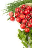 Legumes frescos — Foto Stock