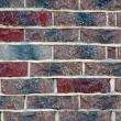 Brick wall texture — Stock Photo #5419253