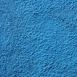 Blue concrete wall — Stock Photo