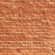 Aged brick wall texture — Stock Photo