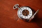 Reloj de bolsillo vintage — Foto de Stock
