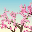 Royalty-Free Stock Vector Image: Spring background 1