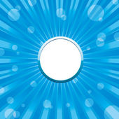 Abstract blue — Stockvector