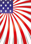 USA background — Stock vektor