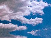 Sky Paper — Stock Photo