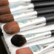 Set of wet make-up brushes - 
