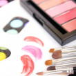 Stock Photo: Professional tools for make-up artist