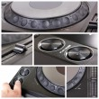 Dj cd player collage - 