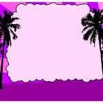 Palms on sunset — Stock Photo #6267906