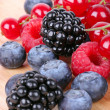 Royalty-Free Stock Photo: Different berries