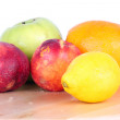 Tropic fruits — Stock Photo