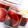 Stock Photo: Spanish party sangria