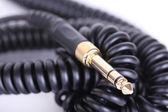 Kopfhörer kabel — Stockfoto