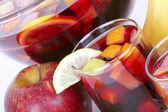 Sangria red wine — Stock Photo
