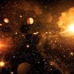 Space sky — Stock Photo #5393566