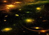 Space sky — Stock Photo