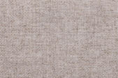Gray linen cloth canvas background, copy space design ready — Stock Photo