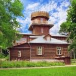 Постер, плакат: Country house of Russian artist Repin near Vitebsk