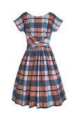 Vintage summer dress — Stock Photo